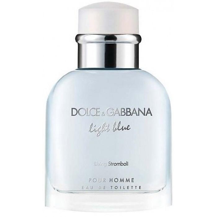 Dolce & Gabbana Light Blue Pour Homme Living Stromboli EDT-700×700