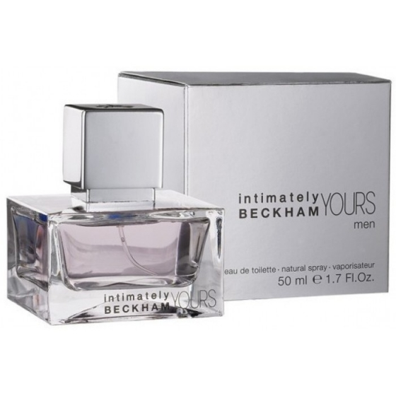 Meeste tualettvesi David Beckham Intimately Yours Men EDT 75ml-700×700