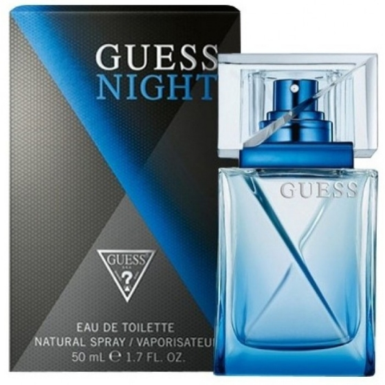 Meeste tualettvesi Guess Night EDT 50ml-700×700